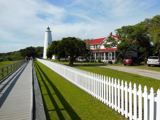 Edwards of Ocracoke: Ocracoke Lighthouse