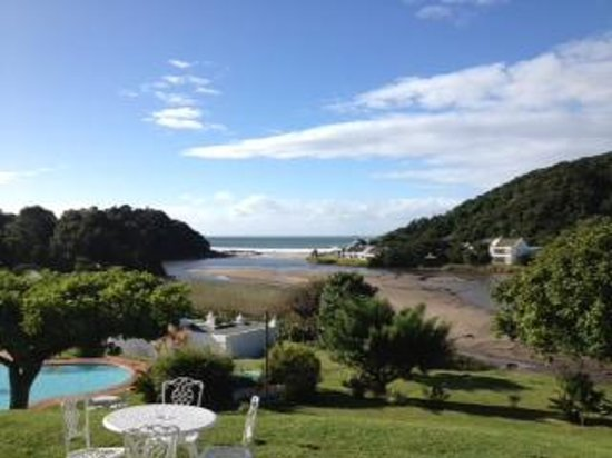 The Estuary Hotel & Spa: View from dining room