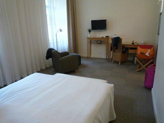 Unitas Hotel: Quarto standard