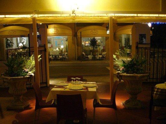 Giovanni Spinelli Cafe' Restaurante: Terrazza