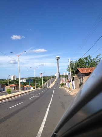 Teresina, PI: Vista da Avenida