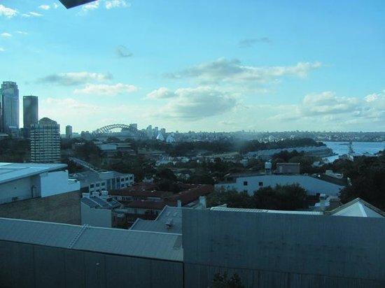 Ibis budget Sydney East : Formule1 East Sydney Room w/View