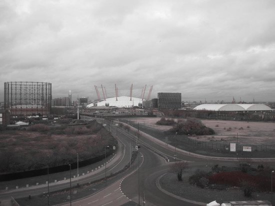 Holiday Inn Express London - Greenwich: View from our room
