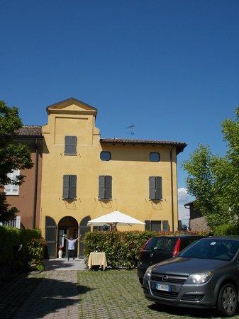 L 39 esterno del ristorante bild fr n ristorante da for L esterno del ristorante sinonimo