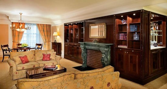 The Ritz-Carlton, Moscow: Carlton Suite