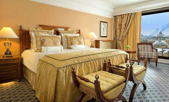 The Ritz-Carlton, Moscow: Deluxe Room