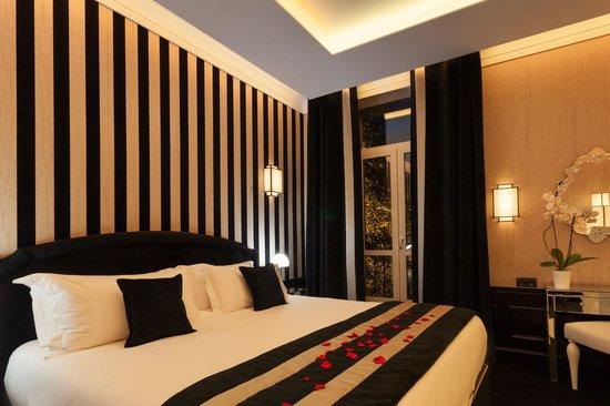 Hotel Imperator: Suite 110