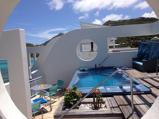 Oyster Bay Beach Resort: PENTHOUSE PRIVATE POOL