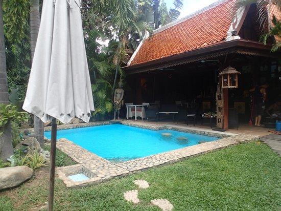 Le Prive Pattaya: Beautiful pool