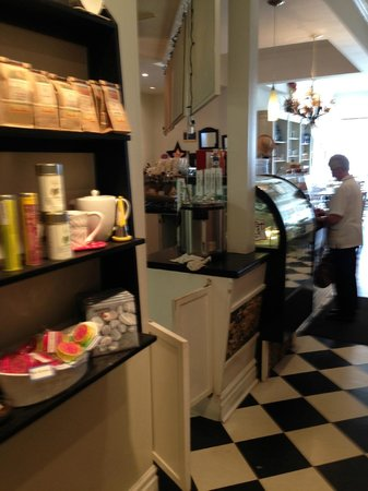 Miss Lily's Cafe: Sandwiches, baked goods and lots more