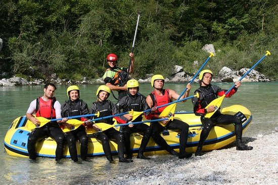 Bovec Sport Center: Customized raft descents