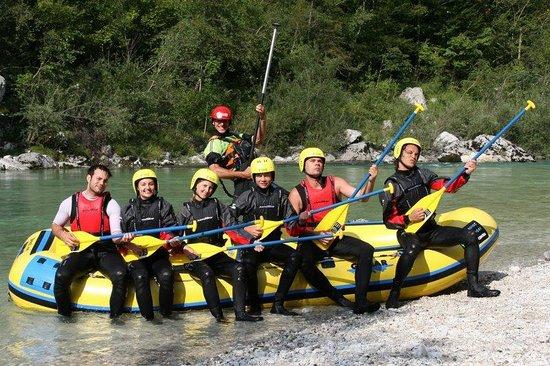 Bovec Sport Center : Customized raft descents
