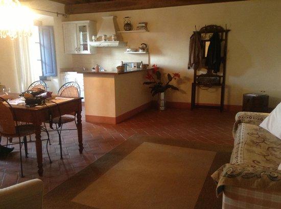 Il Borghetto di San Gimignano Agriturismo: App. Scuola