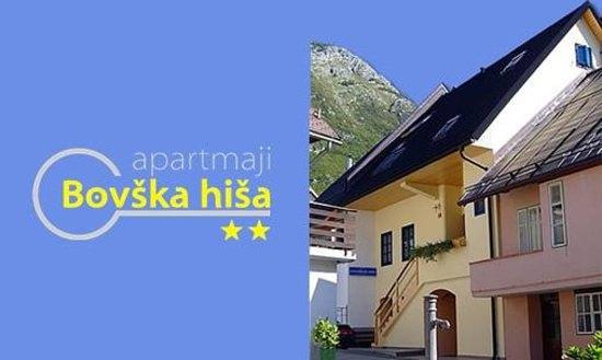 Bovec Sport Center: Apartments Bovška hiša