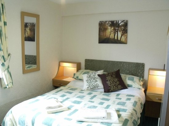 Sunset Hotel: double room