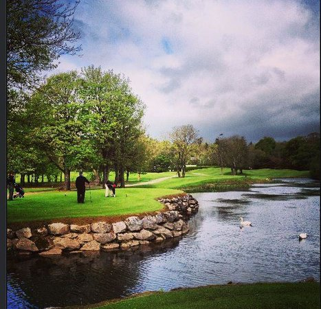 Water Rock Golf Course : 12th hole
