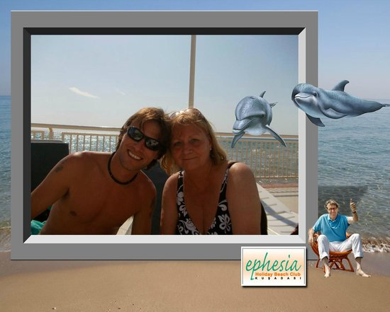 Ephesia Holiday Beach Club: Gezelligheid kent geen tijd.