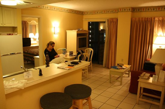Two Room Hotel Suites In Orlando Fl