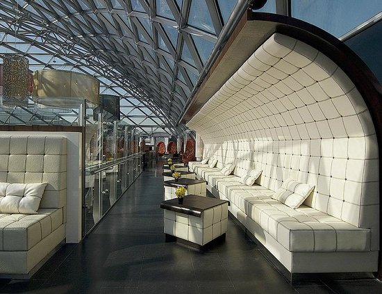 The Ritz-Carlton, Moscow: O2 Lounge