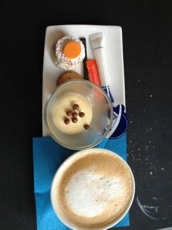 Brasserie Stefanie's : een verrassend bakkie cappuccino