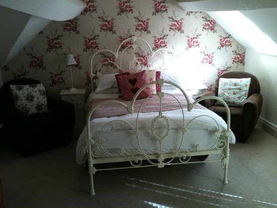 Heidi's Grasmere Lodge: room no 4