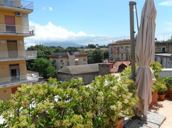Il Portoncino: вид из отеля