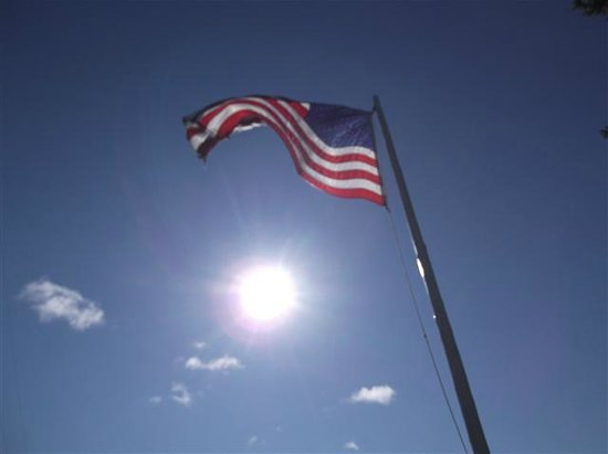 Grand Lake Resort: We honor our country