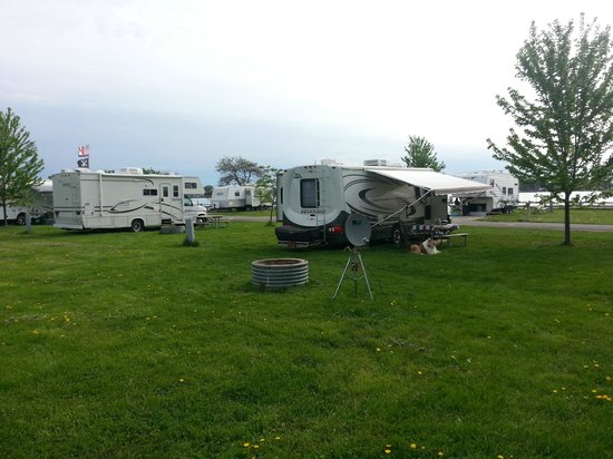 Marine City, MI: Campers
