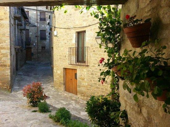Foto de casa del infanz n sos del rey cat lico barrio de - Casa del infanzon ...