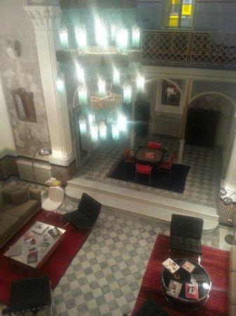 Hotel L'Iglesia : ancinen chapelle