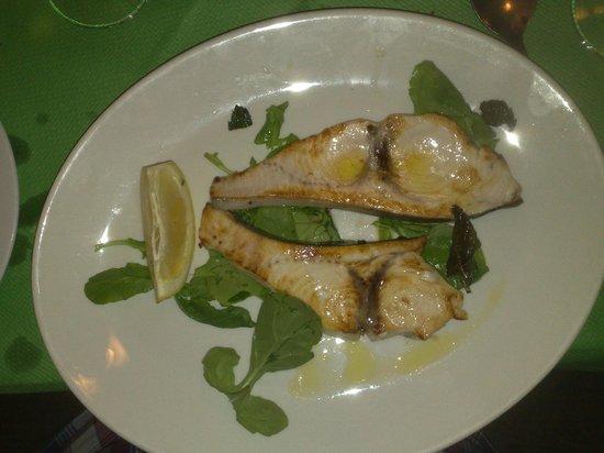 Da Pippo Trattoria: Fried Swordfish