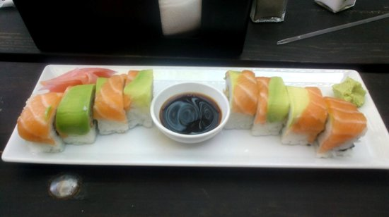Fishmonger's: Rainbow Roll