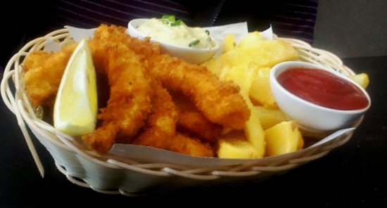 Fishmonger's: Calamari Steak Sticks