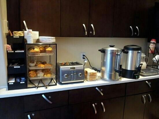 Nesva Hotel : breackfast buffet