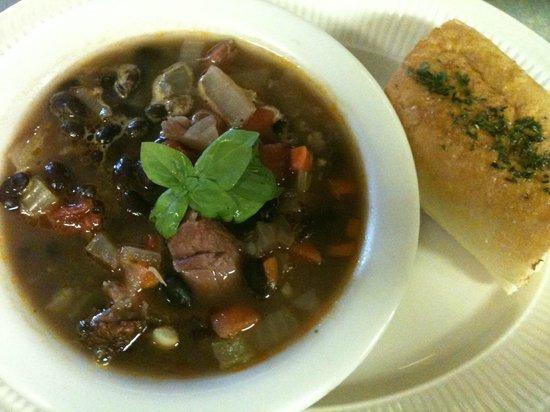 Jigsy's BrewPub & Restaurant: Homemade Soup!