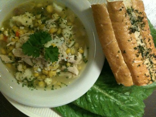 Jigsy's BrewPub & Restaurant: Homemade Soup!