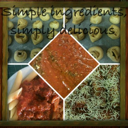 Jigsy's Pizza: Homemade Pasta Sauce!