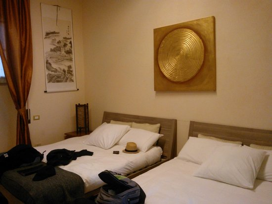 Guesthouse Il Gong: Habitacion