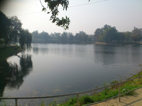 Karnal, India: Karna Lake