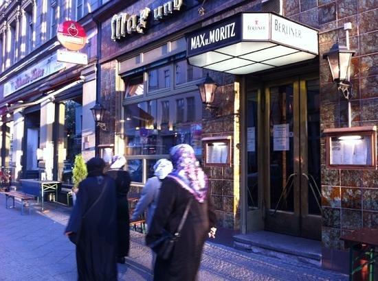 ristorante Max und Moritz