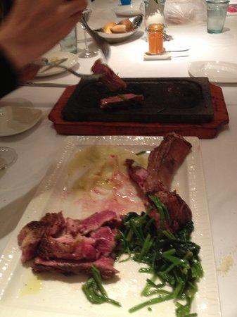 La Barca Ristorante: Beef Stake