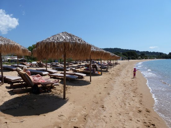 Skiathos Princess Hotel: Beach