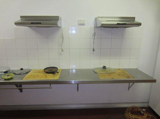 Koala Beach Resort: Kitchen facilities
