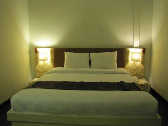 Diniya Suasso Hotel: deluxe room