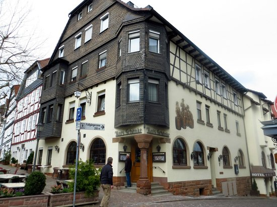 Hotel Rats Schanke, Frankenberg - Restaurant Reviews, Phone Number ...