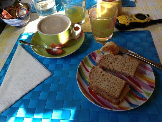 "Villa Adriana Guesthouse Sorrento: Great ""Free"" breakfast"