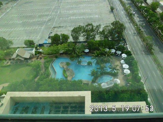 Swimming Pool Picture Of Radisson Blu Cebu Cebu City Tripadvisor