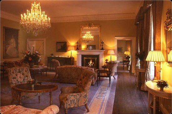 The Merrion Hotel: The Drawing Rooms