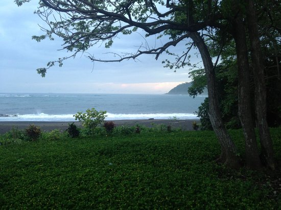 Luna Negra: View From Our Casita / Room