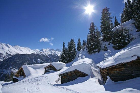 Hotel Lenz: Wintertraum